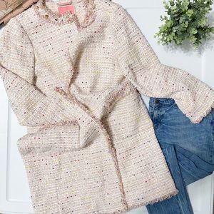 Kate Spade Tweed Coat